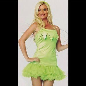 Leg avenue pixie dust fairy costume XS tinkerbell